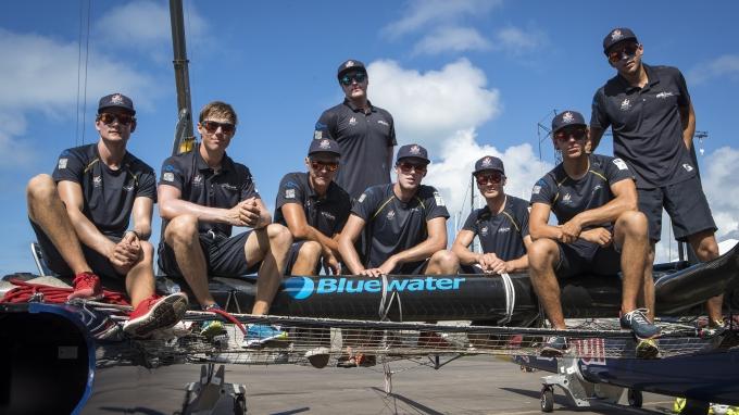 Artemis Youth Racing. 14th of June, 2017, Bermuda